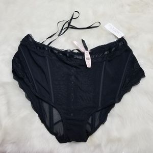 Victoria Secret Sexy Little Thing Lace Up Panties